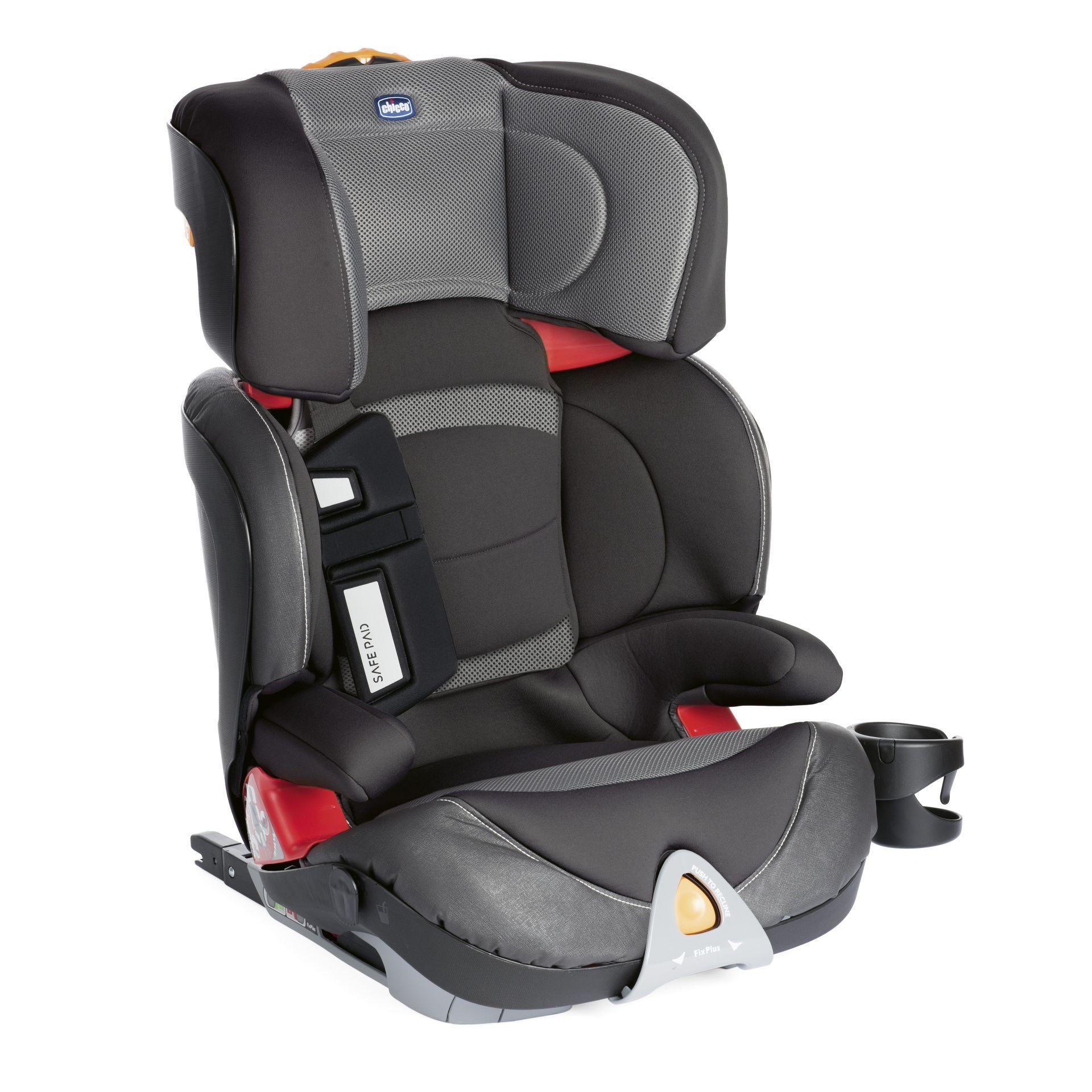 Chicco Child Car Seat Oasys 2-3 Evo FixPlus 2018 Stone - Buy at ...