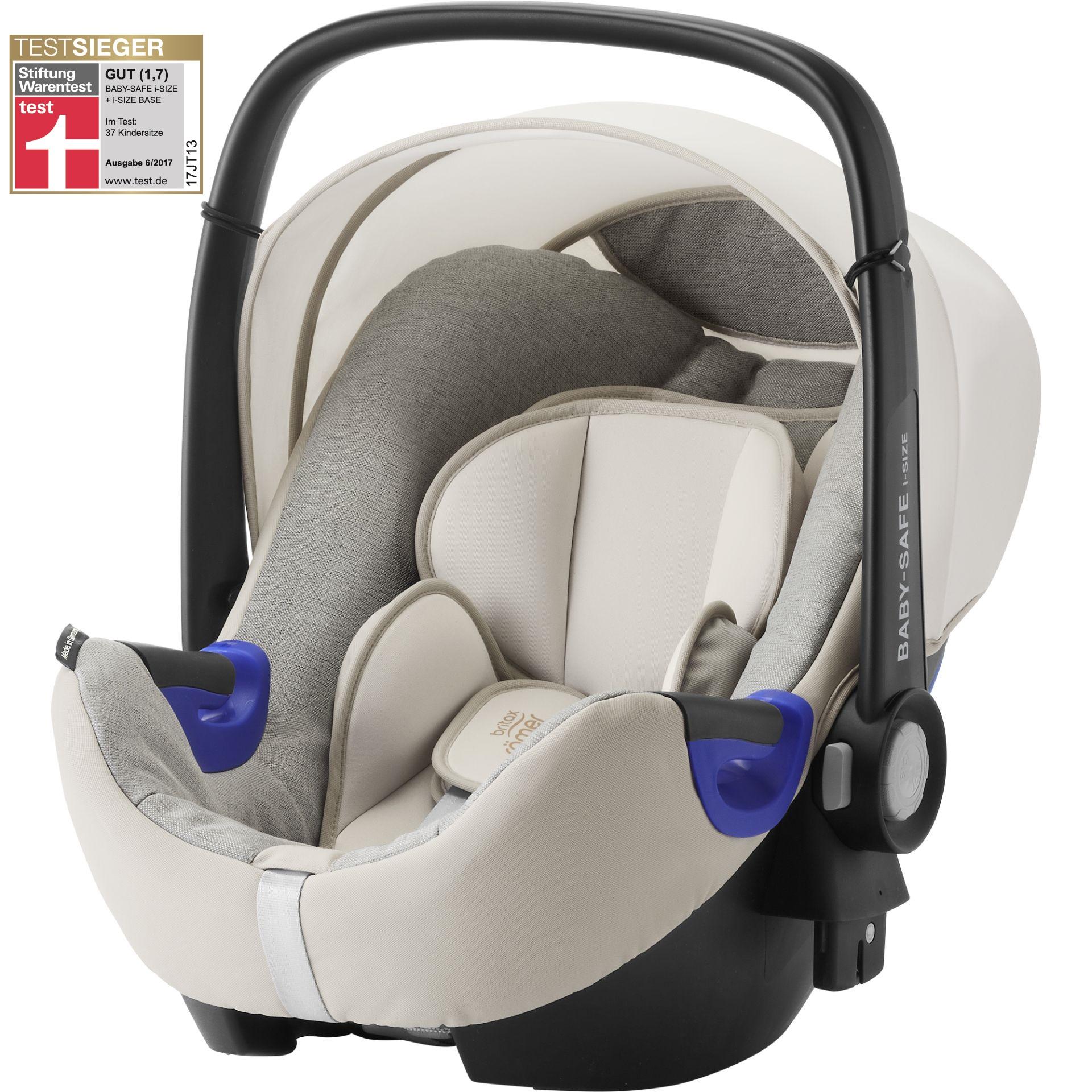 britax r mer infant car seat baby safe i size including flex base 2018 sand marble buy at. Black Bedroom Furniture Sets. Home Design Ideas
