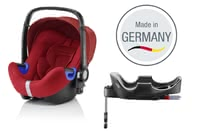 Britax Römer infant carrier Baby Safe i-Size incl. Flex Base - This infant carrier offers a lot of space to grow and provides a flat lying position – the infant carrier Baby Safe i-Size incl. Flex Base.