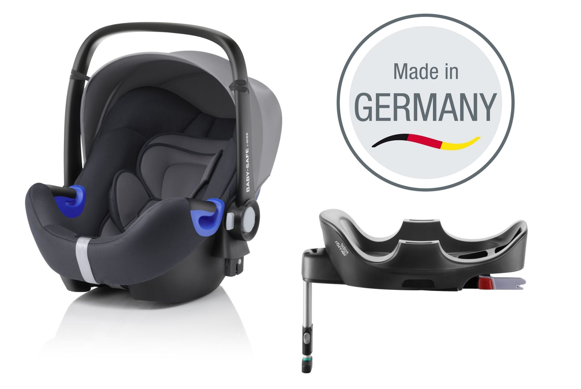 britax r mer infant car seat baby safe i size including. Black Bedroom Furniture Sets. Home Design Ideas