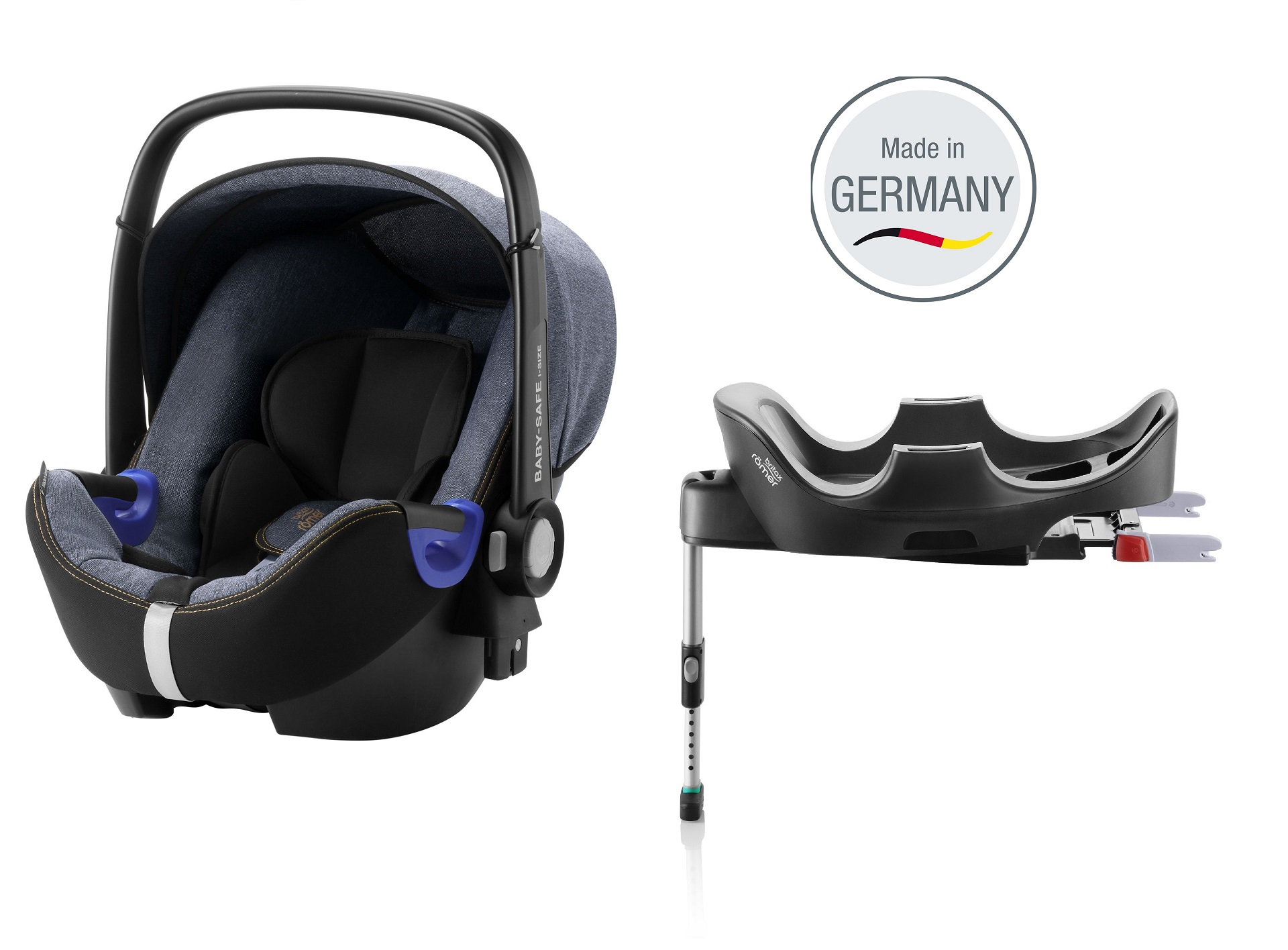 britax r mer infant car seat baby safe i size incl flex base 2018 blue marble buy at kidsroom. Black Bedroom Furniture Sets. Home Design Ideas
