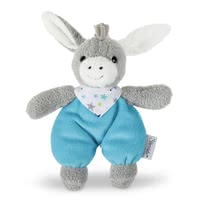 Sterntaler Mini Soft Toy -  * This mini toy by Sterntaler will make your little one's heart melt instantly. Due to the cuddly soft fur fabric, this mini toy will definitely become your child's new best friend.