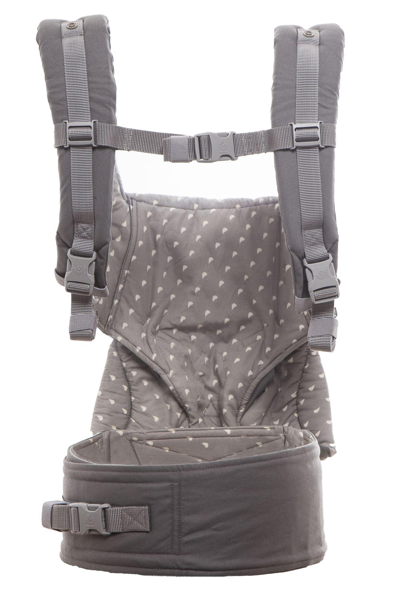 Ergobaby 360 176 Baby Carrier Dewy Grey Buy At Kidsroom