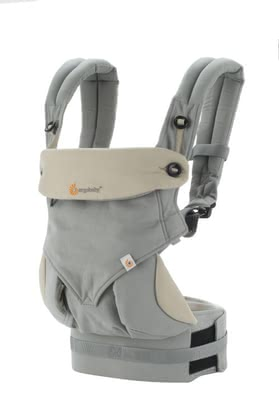 Ergobaby 360° Baby Carrier -  * Babies love close contact to their parents. Being close to mom or dad makes your child feel comfortable so that he can sleep blissfully and grow peacefully.