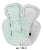 4moms Newborn Insert - * 4moms inlay for newborns – The 4moms inlay for newborns provides additional support and comfort in the mamaRoo baby bouncer.