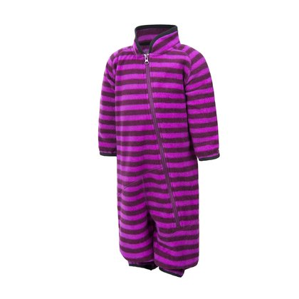 Color Kids RILION Fleece Jumpsuit - * The fleece jumpsuit by Color Kids is comfortable and keeps your child warm.