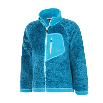 Color Kids BURMA Fleece Jacket - * The fleece jacket by Color Kids is cuddly soft and ideal for all the small outdoor fans.