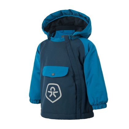 Color Kids RAIDO Padded Winter Jacket - * The sporty winter jacket by Color Kids will accompany your child on cold winter days.