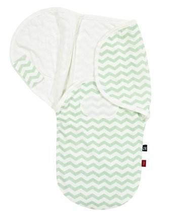 "Alvi swaddle ""Comfort Swaddle"" s.Oliver Chevron - Now in their first joint collection – the traditional company Alvi and the well-known fashion brand s.Oliver. The Alvi Baby swaddle ""Comfort Swaddle"" s."