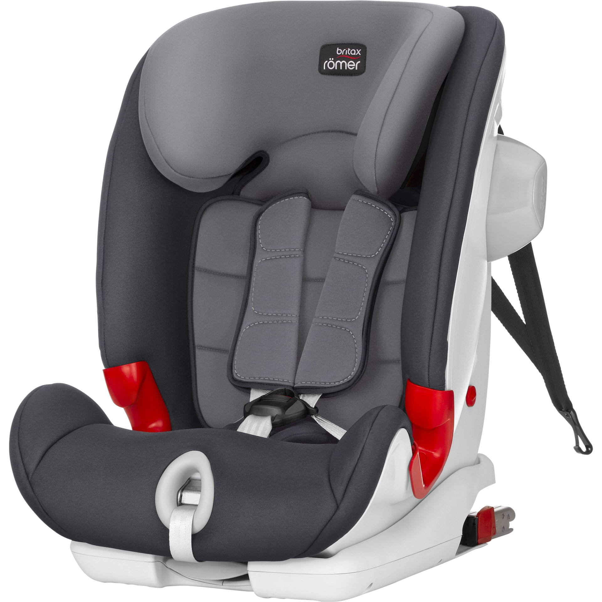 britax r mer car seat advansafix iii sict 2018 storm grey. Black Bedroom Furniture Sets. Home Design Ideas
