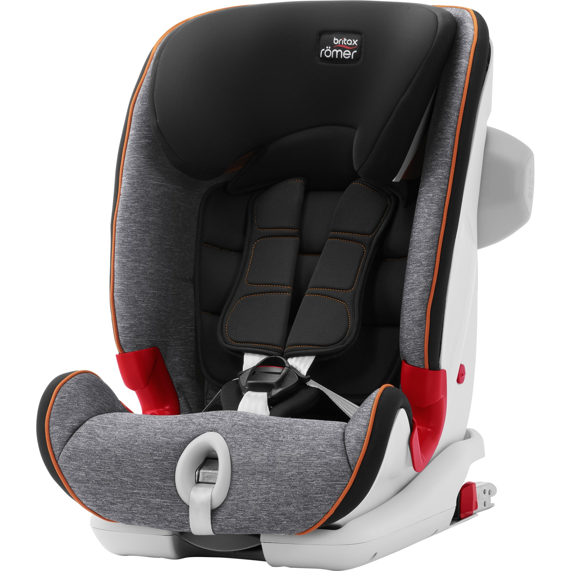 britax r mer car seat advansafix iii sict 2018 black. Black Bedroom Furniture Sets. Home Design Ideas