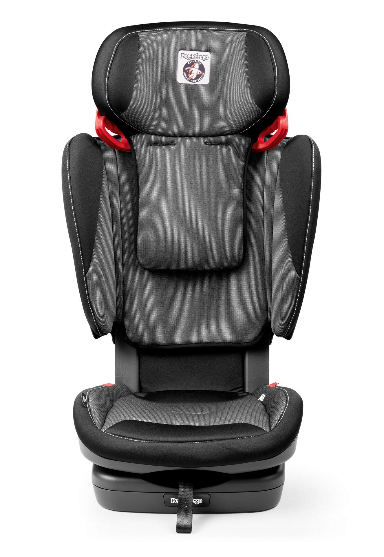 Peg Perego Child Car Seat Viaggio 1 2 3 Via 2019 Crystal Black Buy