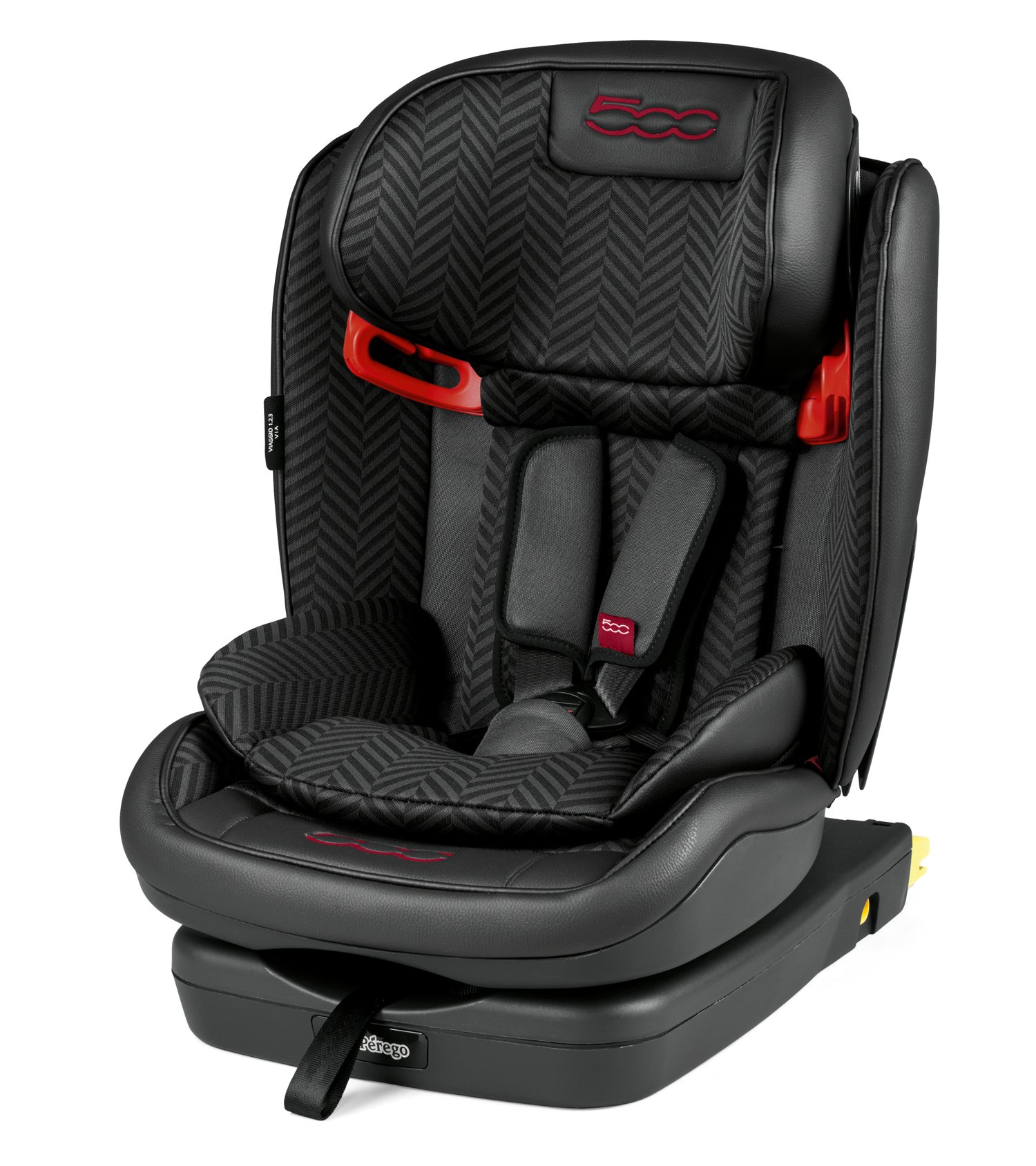 peg perego car seat viaggio 1 2 3 via 2018 fiat 500 buy at kidsroom car seats. Black Bedroom Furniture Sets. Home Design Ideas