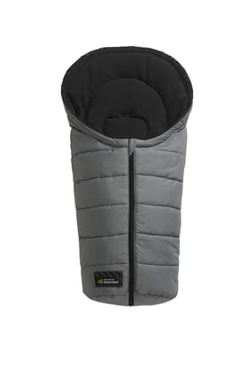 Odenwälder Footmuff Carlo -  * Odenwälder's footmuff Carlo stands out as one of the most practical all-round footmuffs and supplies your child with maximum protection on cold days. Carlo is suitable for all regular infant car seat carriers as well as for hard and soft carrycots.