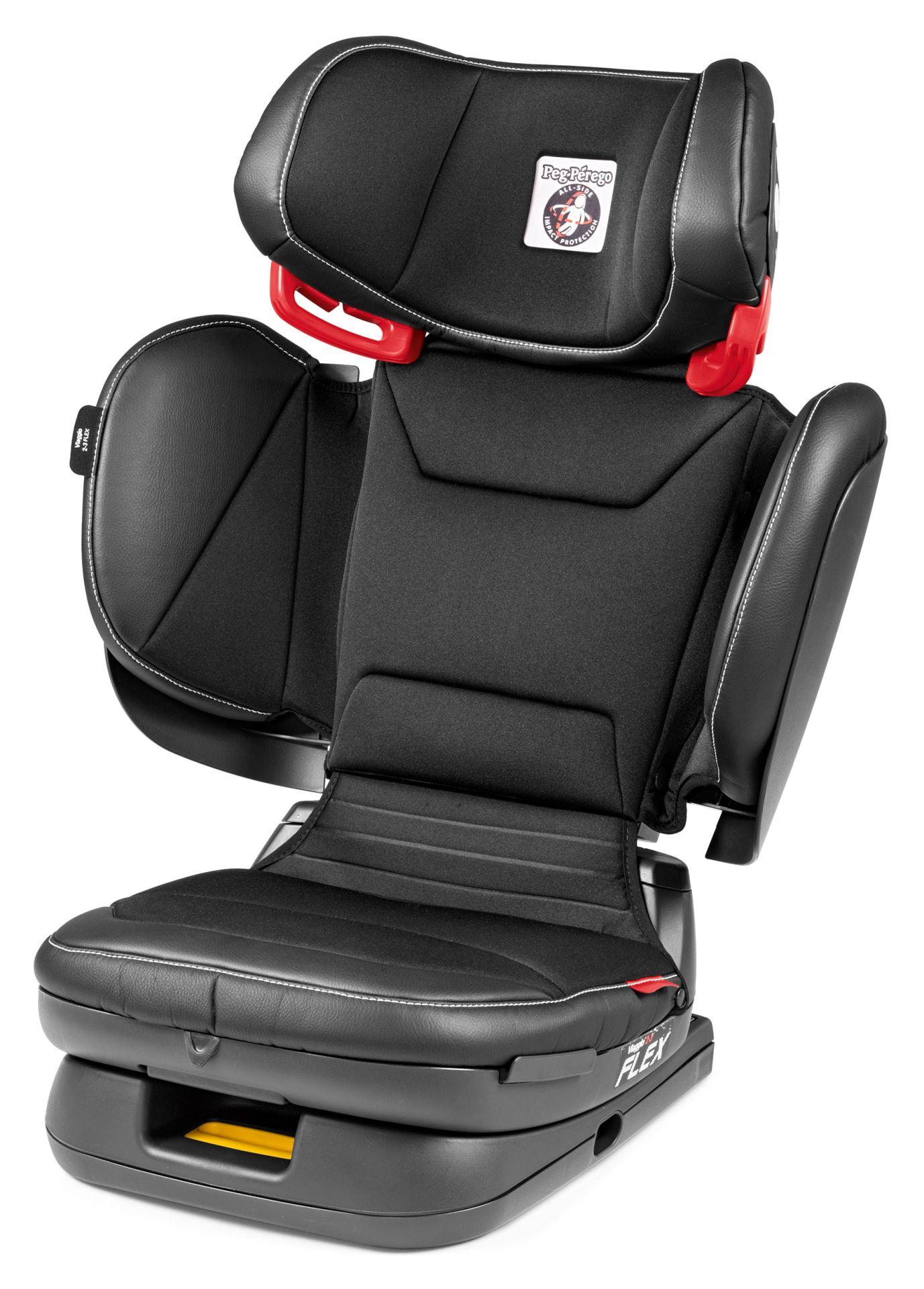 peg perego child car seat viaggio 2 3 flex 2018 licorice. Black Bedroom Furniture Sets. Home Design Ideas