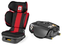 Peg Perego Child Car Seat Viaggio 2-3 Flex - * Unique in its use – the Peg Perego car seat Viaggio 2-3 Flex can be folded space-saving when you are not using it.