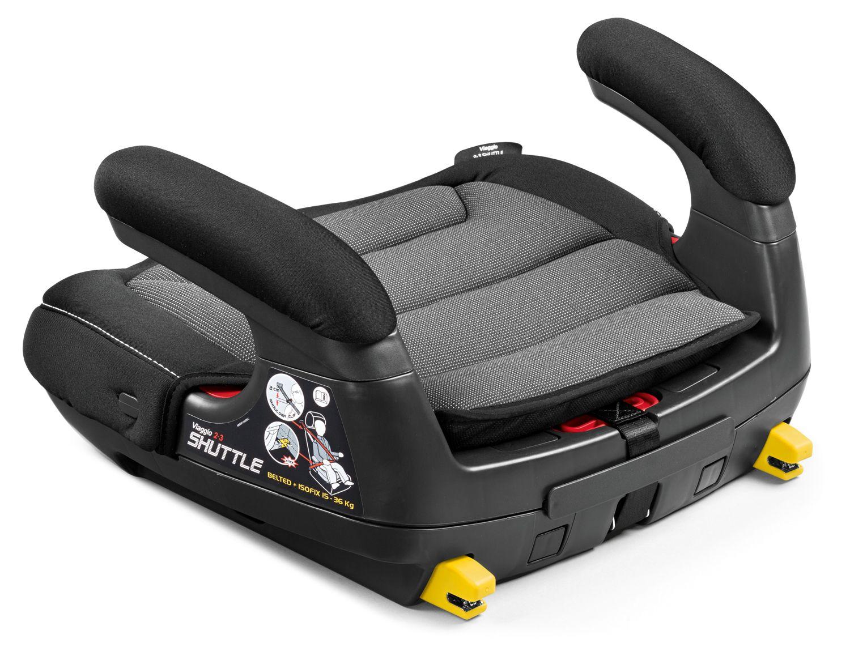 Peg Perego Car Seat 2–3Shuttle Crystal Black