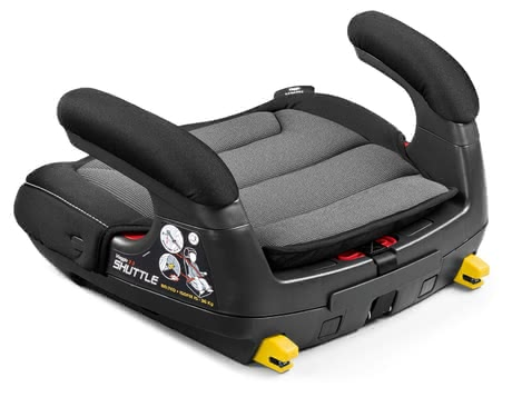 Peg-Perego Booster Seat 2-3 Shuttle - * The comfortable booster seat offers an optimum hold with its integrated Surefix base.