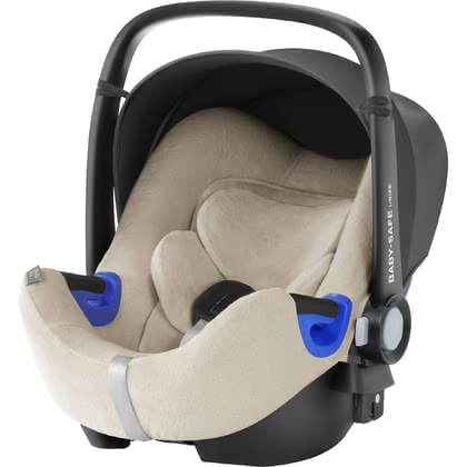 Britax Römer Summer Cover for Baby-Safe i-Size -  * The Britax Römer summer cover for Baby-Safe i-Size can be pulled over the regular cover of your infant car seat and prevents your little one from breaking a sweat.
