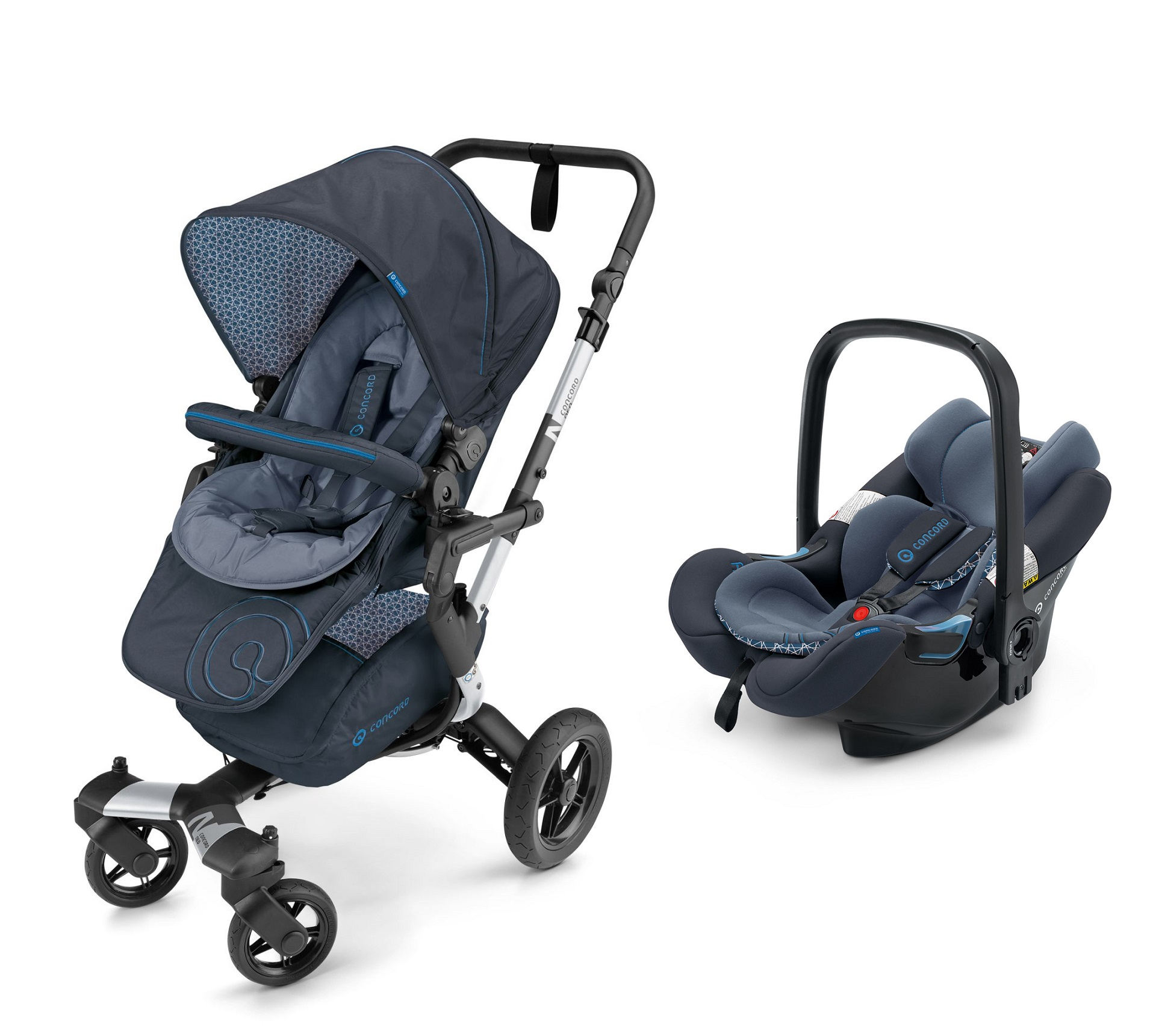 Air Infant Car Seat And Stroller
