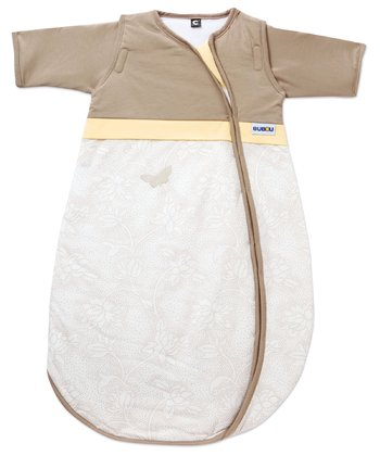 Gesslein sleeping bag Bubou, butterfly beige 2017 - large image