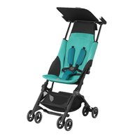 Gb by Cybex Buggy Pockit + - * The compact travelling buggy Pockit+ by gb by Cybex also scores with an individual adjustable back rest now.
