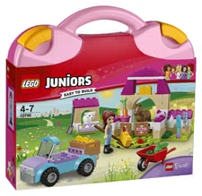LEGO Juniors Mia's Farm Suitcase - * Exciting adventures are waiting for your child with the horse stable suitcase by LEGO Juniors.