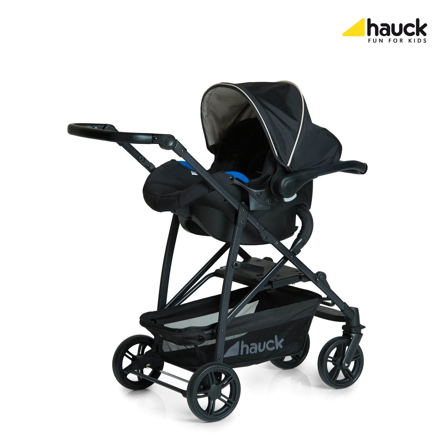 hauck stroller rapid 4 plus trio set buy at kidsroom. Black Bedroom Furniture Sets. Home Design Ideas