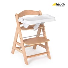 Hauck Tray Alpha -  * This detachable tray is the perfect addition to your Hauck High Chair Alpha, since from now on your little one can have meals on his or her own table.