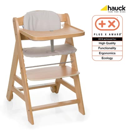Hauck High Chair Beta+ -  * The Hauck High Chair Beta+ is a flexible all-purpose high chair that lasts a lifetime.