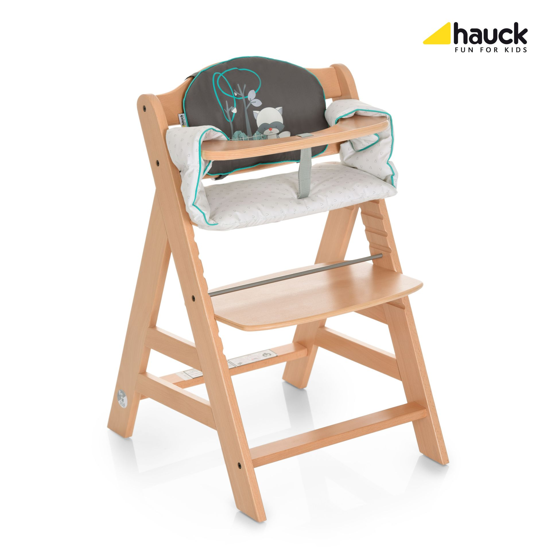 Hauck High Chair Seat Pad Comfort 2018 Forest Fun Buy At