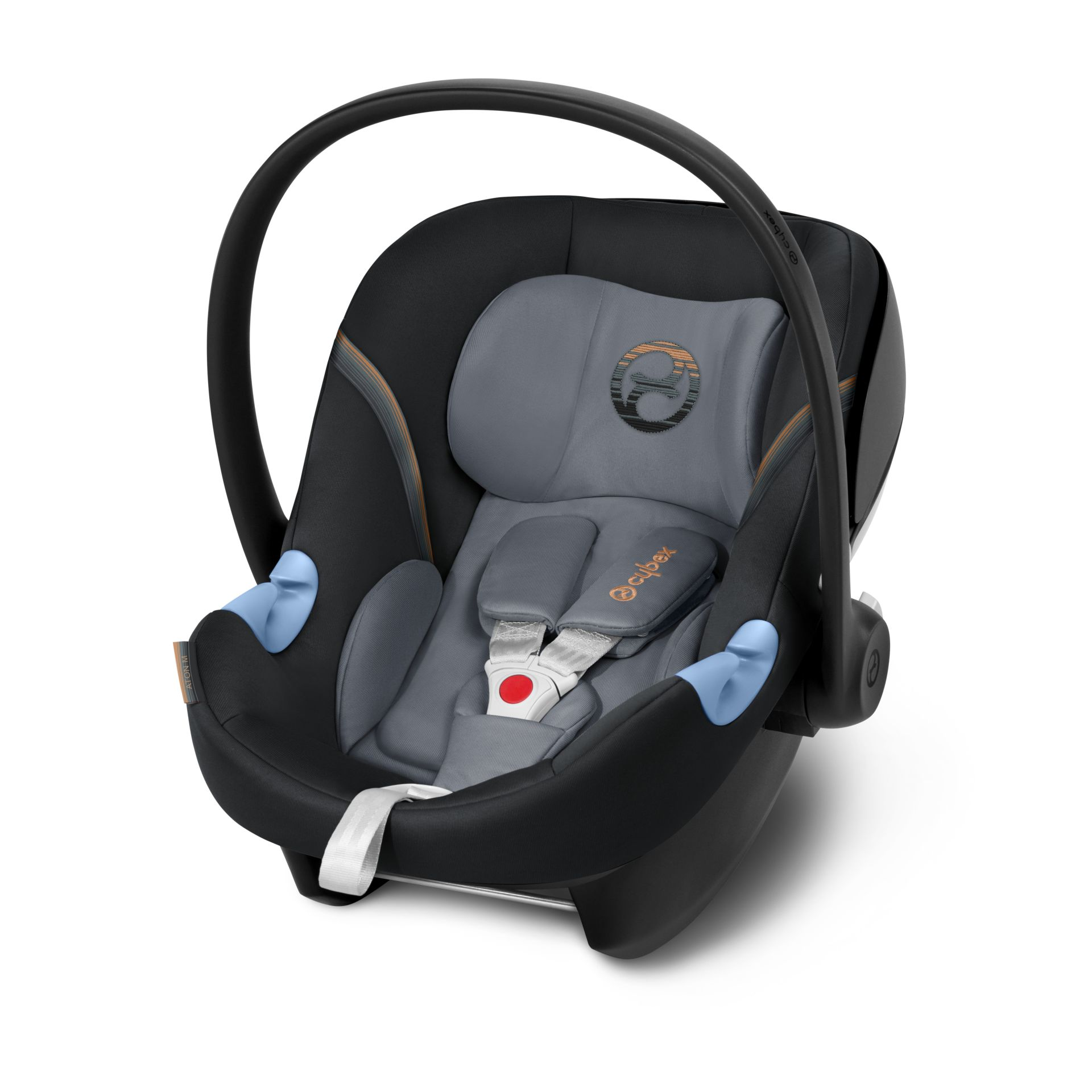 Image result for cybex aton 5 dark Grey