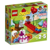 LEGO Duplo birthday picnic - * Celebrating a birthday every day with this picnic set.