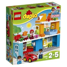 LEGO Duplo Family House - * Reenact real life with this set.