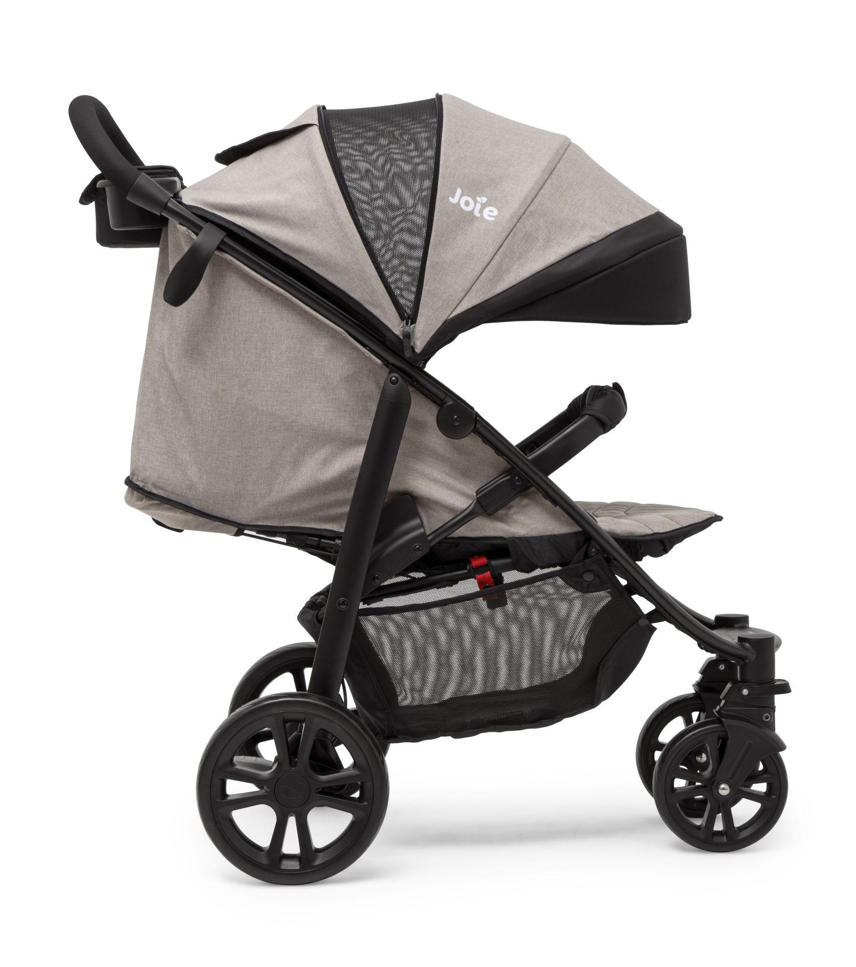 joie buggy litetrax 4 2017 khaki buy at kidsroom strollers. Black Bedroom Furniture Sets. Home Design Ideas