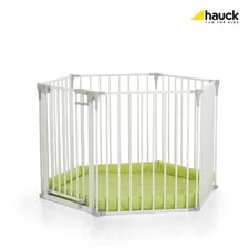 Hauck Playpen Baby Park -  * The versatile Hauck Playpen Baby Park makes your home child-proof while still maintaining your place's decorative charm. It can be used as a playpen, fire guard, baby gate and barrier for larger spaces.