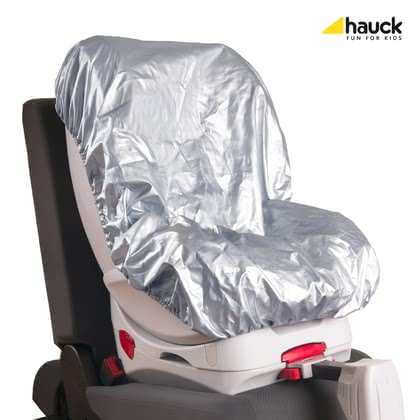 "Hauck Car Seat Protector ""Cool Me"" -  * The Hauck Car Seat Protector ""Cool Me"" protects the plastic parts and cover of your child's car seat from direct sunlight and thus prevents the seat from heating up."