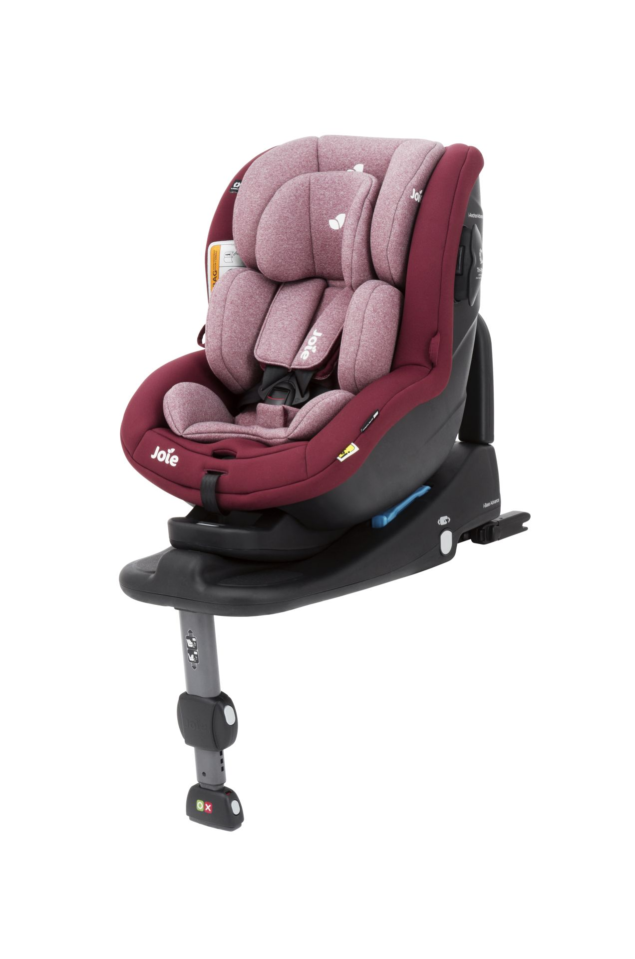 joie car seat i anchor 2017 merlot buy at kidsroom car seats. Black Bedroom Furniture Sets. Home Design Ideas