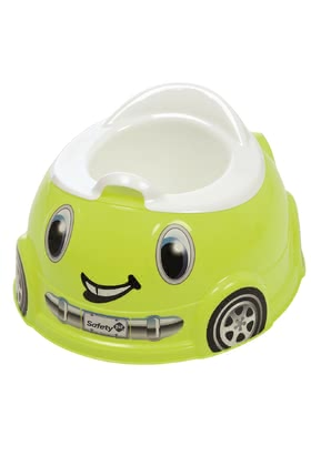 Safety 1st Fast and Finished Car Potty -  * Soon it will be time for potty training! The Safety 1st Fast & Finished car potty comes with a cheerful print that will delight your little one instantly.