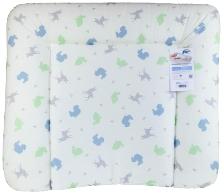 Alvi Changing Mat Molly -  * The Alvi changing mat Molly is wonderfully soft and cuddly and thus stands out as the ultimate place of well-being for your baby.