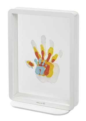"Baby Art ""Family Touch"" -  * Create your very own and personalised keepsake of your family. This trendy acrylic picture frame is perfect for keeping a special moment in bright colours."