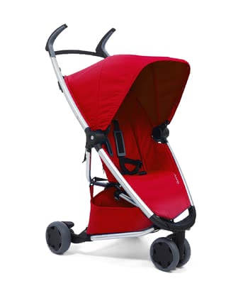 Quinny Buggy Zapp XPRESS All red 2020 - large image
