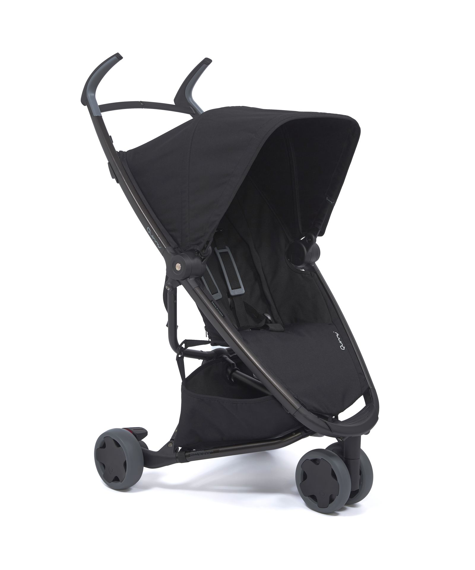 quinny buggy zapp xpress 2018 all black buy at kidsroom strollers. Black Bedroom Furniture Sets. Home Design Ideas