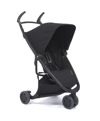 Quinny Buggy Zapp XPRESS All black 2020 - large image
