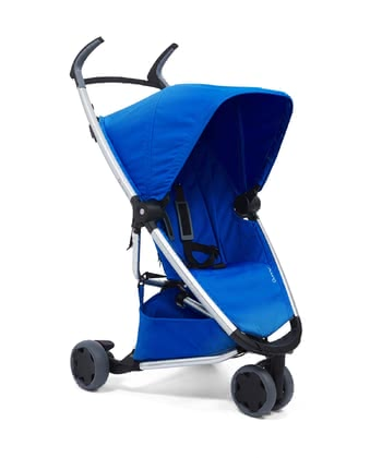 Quinny Buggy Zapp XPRESS All blue 2020 - large image