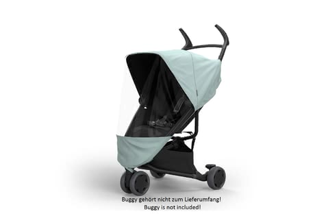 Quinny Zapp Rain Cover for Zapp Xpress -  * Out and about whatever the weather? No problem. With the Quinny Zapp Rain Cover for Zapp Xpress your little one can enjoy any ride in his or her buggy.