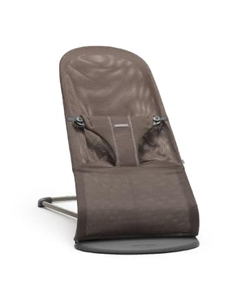 BabyBjörn Baby Bouncer Bliss Mesh - * The baby bouncer is a seat made of breathable mesh and is provided with three positions – playing, resting and sleeping.