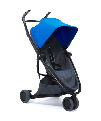 Quinny Buggy Zapp Flex Blue on Graphite 2020 - large image