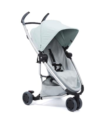 Quinny Buggy Zapp Flex Frost on Grey 2020 - large image