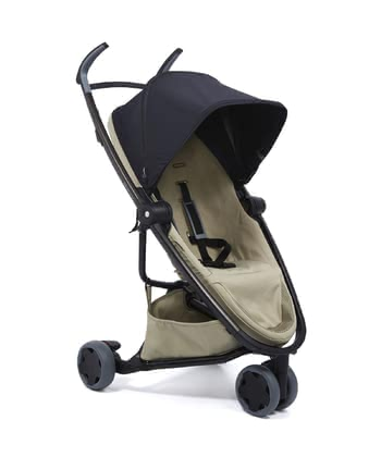 Quinny Buggy Zapp Flex Black on Sand 2020 - large image